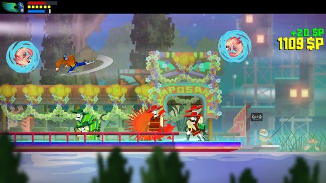 Guacamelee! Super Turbo Championship Edition - Screenshots - Bild 6