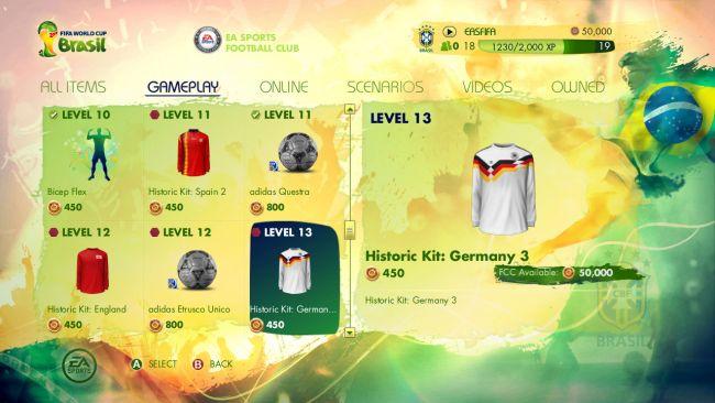 FIFA Fussball-Weltmeisterschaft Brasilien 2014 - Screenshots - Bild 11