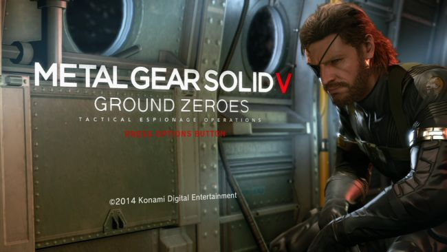 Metal Gear Solid V: Ground Zeroes - Screenshots - Bild 18