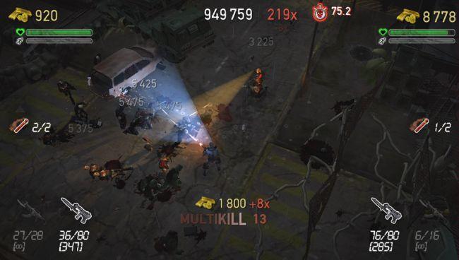Dead Nation DLC: Road of Devastation - Screenshots - Bild 7