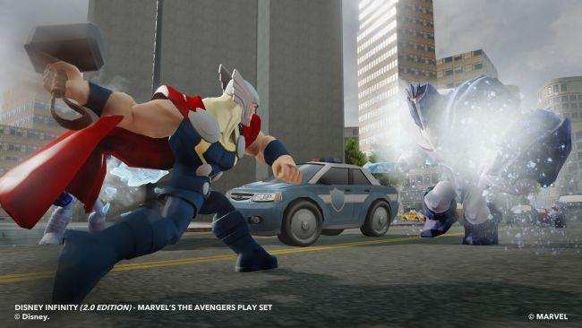 Disney Infinity 2.0: Marvel Super Heroes - Screenshots - Bild 15