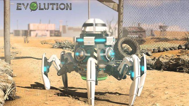 Evolution: Battle for Utopia - Artworks - Bild 20
