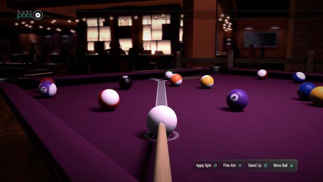 Pure Pool - Screenshots - Bild 5
