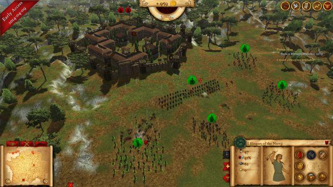 Hegemony Rome: The Rise of Caesar - Screenshots - Bild 13