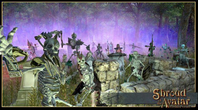 Shroud of the Avatar: Forsaken Virtues - Screenshots - Bild 11