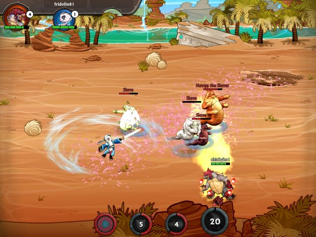 Sigils: Schlacht um Raios - Screenshots - Bild 10