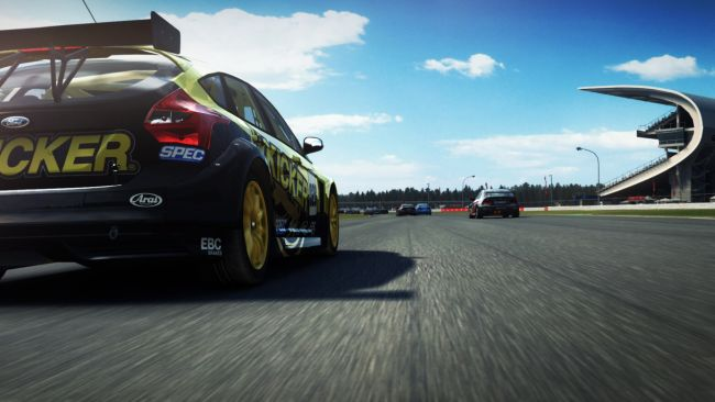 GRID: Autosport - Screenshots - Bild 2