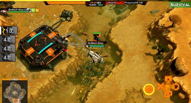 AirMech Arena - Screenshots - Bild 4