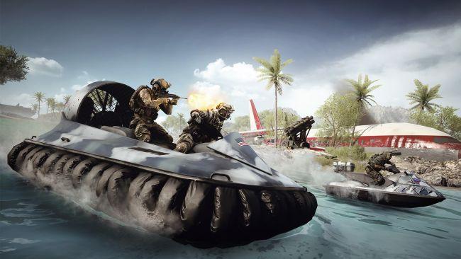 Battlefield 4 DLC: Naval Strike - Screenshots - Bild 4