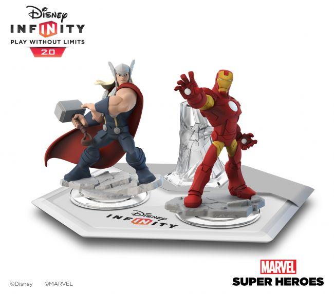 Disney Infinity 2.0: Marvel Super Heroes Figuren - Artworks - Bild 8