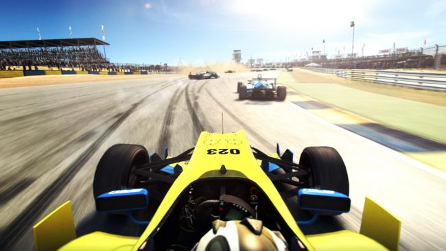 GRID: Autosport - Screenshots - Bild 8