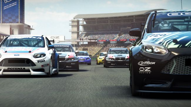 GRID: Autosport - Screenshots - Bild 1