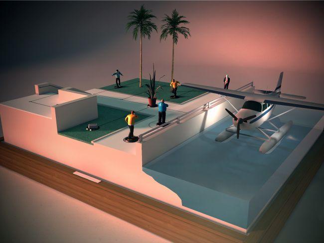 Hitman GO - Screenshots - Bild 3