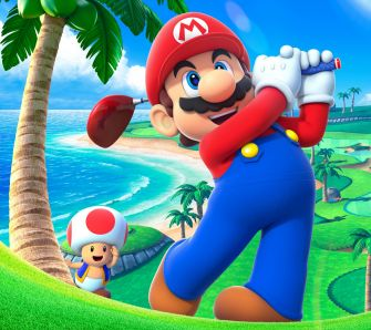 Mario Golf: World Tour - Test