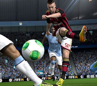 FIFA 14 - Preview