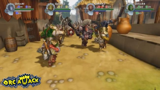 Orc Attack: Flatulent Rebellion - Screenshots - Bild 7