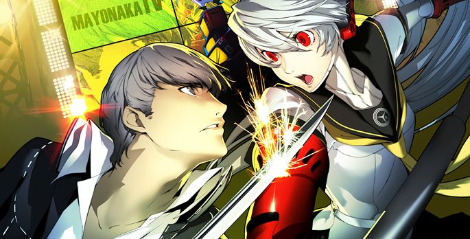 Persona 4 Arena - Preview