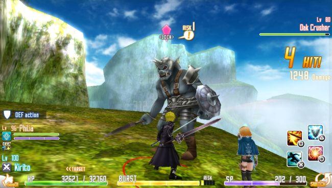 Sword Art Online: Hollow Fragment - Screenshots - Bild 2