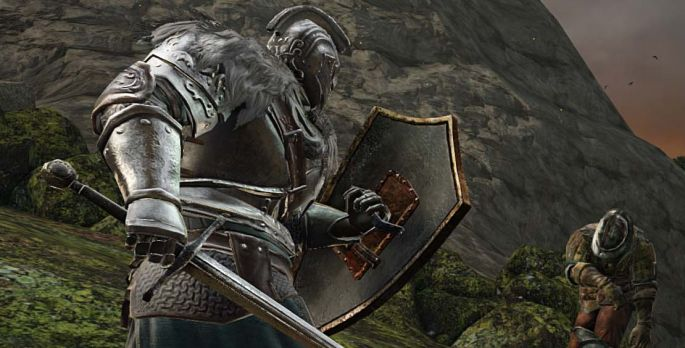 Dark Souls II: Crown of the Old Iron King - Test