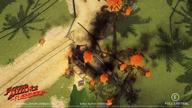 Jagged Alliance: Flashback - Screenshots - Bild 2