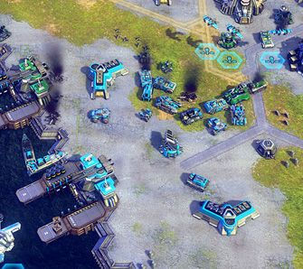 Battle Worlds: Kronos - Preview