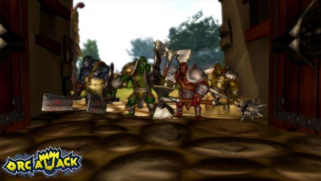 Orc Attack: Flatulent Rebellion - Screenshots - Bild 6