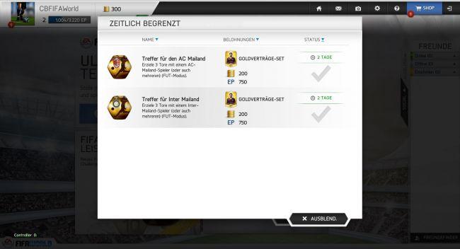 FIFA World - Screenshots - Bild 4