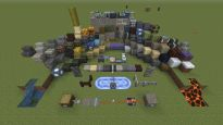 Minecraft DLC: Halo Mash-up Pack - Screenshots - Bild 2