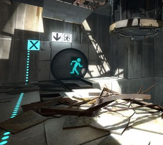 Portal 2 - Test