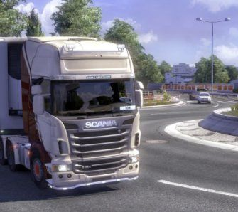 Euro Truck Simulator 2 Patch v1.23.1.1 - Patch
