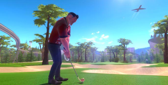 Powerstar Golf - Test