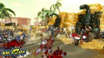 Orc Attack: Flatulent Rebellion - Screenshots - Bild 2