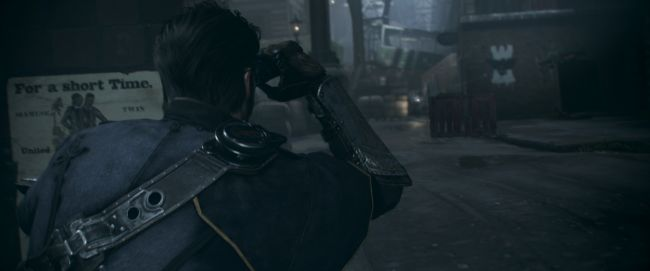 The Order: 1886 - Screenshots - Bild 11