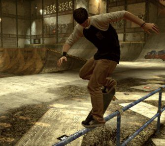 Tony Hawk's Pro Skater HD - Test