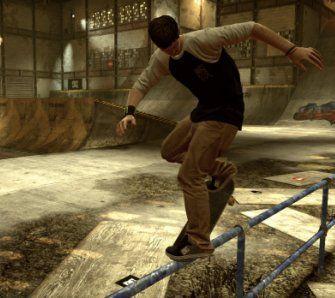 Tony Hawk's Pro Skater HD - Test