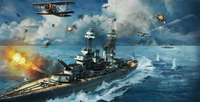 World of Warships - Vorschau