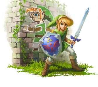 The Legend of Zelda: A Link Between Worlds - Test