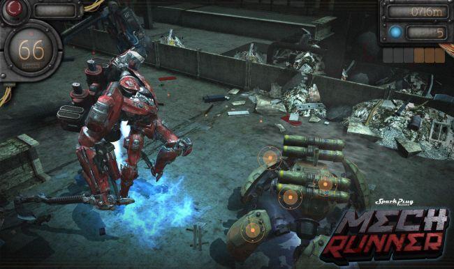 MechRunner - Screenshots - Bild 5