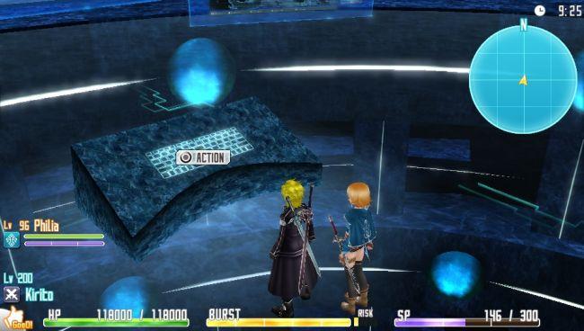 Sword Art Online: Hollow Fragment - Screenshots - Bild 8