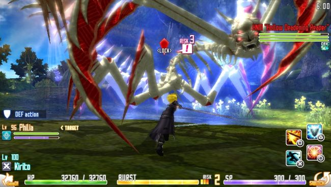 Sword Art Online: Hollow Fragment - Screenshots - Bild 4