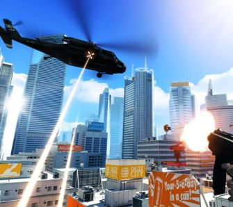 Mirror's Edge - Test