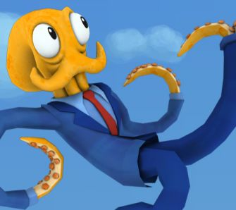 Octodad: Dadliest Catch - Test