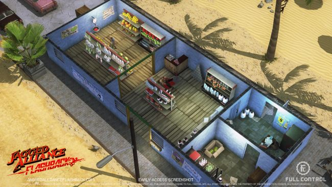 Jagged Alliance: Flashback - Screenshots - Bild 4