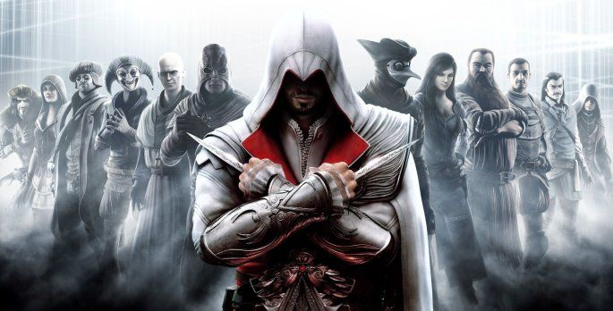 Assassin's Creed: Brotherhood - Preview