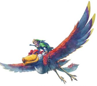 The Legend of Zelda: Skyward Sword - Preview