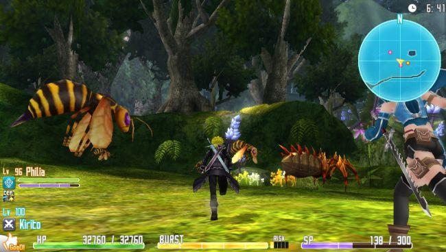 Sword Art Online: Hollow Fragment - Screenshots - Bild 1