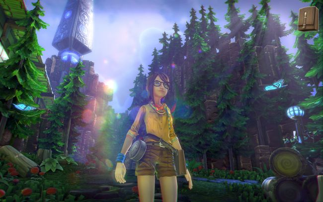 Lili: Child of Geos - Screenshots - Bild 13