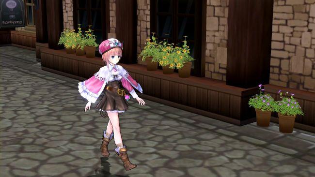 Atelier Rorona Plus: The Alchemist of Arland - Screenshots - Bild 2
