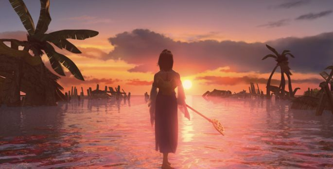 Final Fantasy X/X-2 HD Remaster - Test