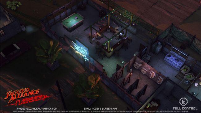 Jagged Alliance: Flashback - Screenshots - Bild 16
